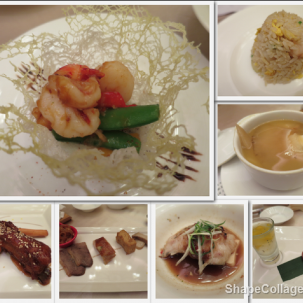 台北市 餐飲 港式粵菜 大倉久和大飯店 桃花林中華料理
