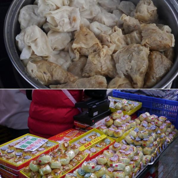 基隆市 美食 攤販 包類、餃類、餅類 阿伯無名燒賣店