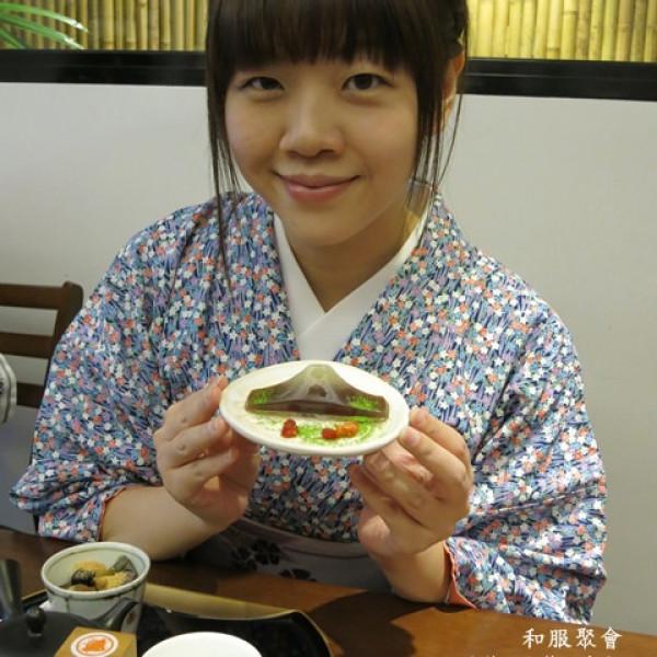 台北市 美食 餐廳 異國料理 日式料理 日本茶 花千鳥