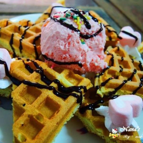 彰化縣 美食 餐廳 烘焙 烘焙其他 快樂鬆餅ㄅㄨㄅㄨ-平價享受 簡單生活