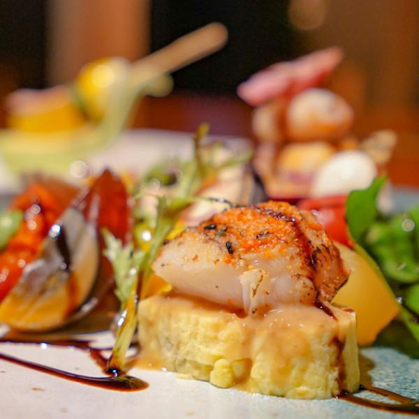 南投縣 美食 餐廳 異國料理 日式料理 雕之森樹屋餐廳