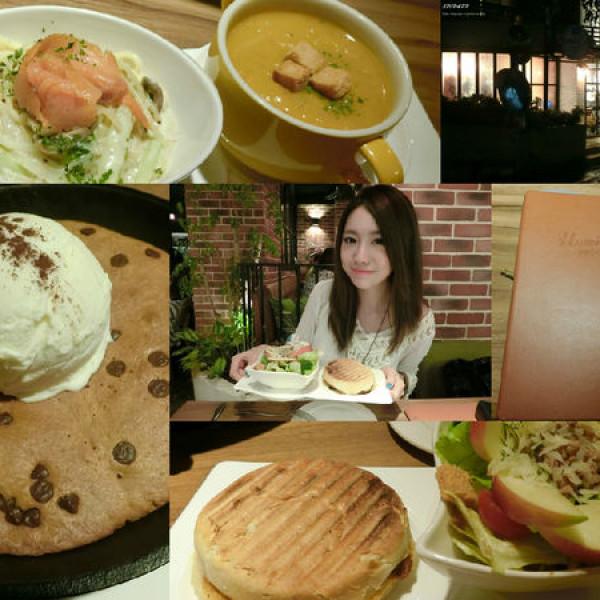 台北市 美食 餐廳 異國料理 美式料理 Homie Cafe
