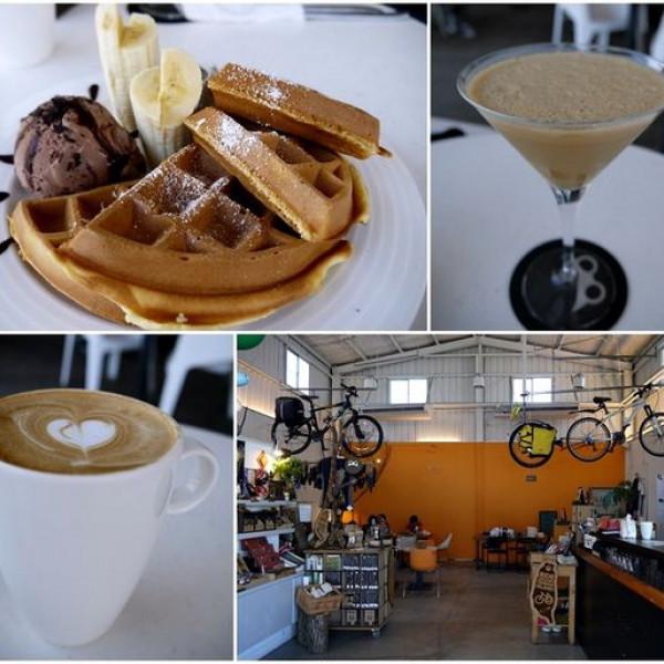 新北市 美食 餐廳 咖啡、茶 蛙咖啡frog‧café(八里)