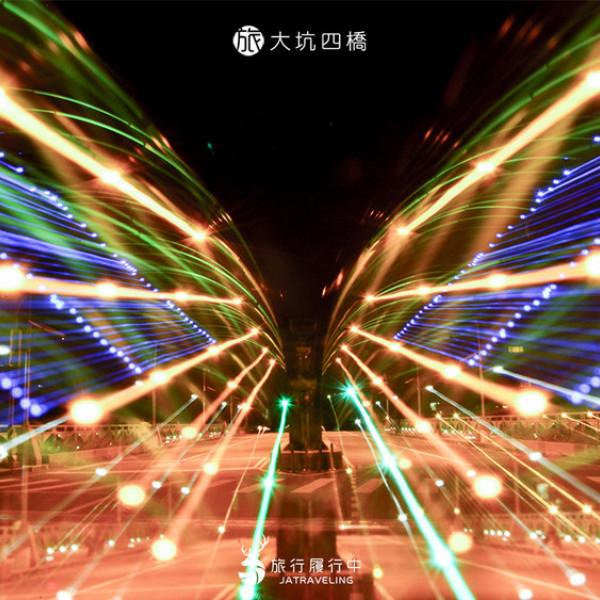 台中市 休閒旅遊 景點 景點其他 大坑蝴蝶橋
