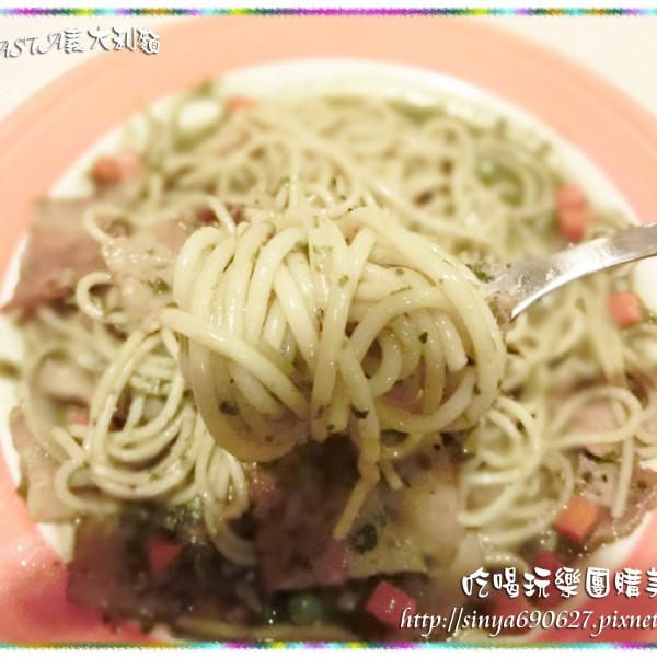 桃園市 美食 餐廳 異國料理 義式料理 微笑pasta義大利麵