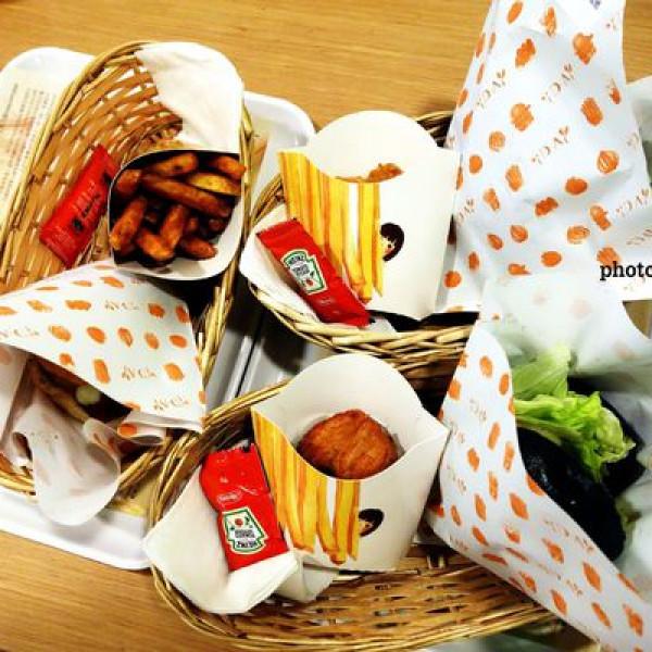 台中市 美食 餐廳 速食 漢堡、炸雞速食店 D&A Burger Store