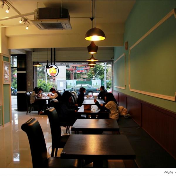 台中市 美食 餐廳 中式料理 樂橙法式牛肉麵