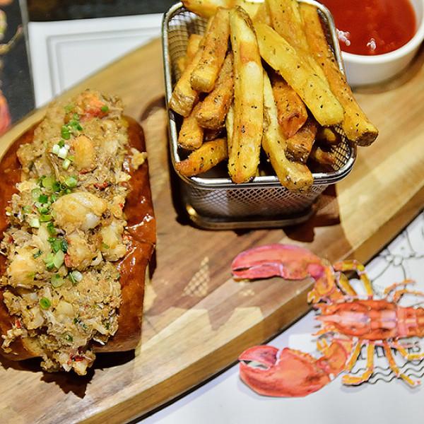 台北市 美食 餐廳 異國料理 美式料理 THE LOBSTER BAR