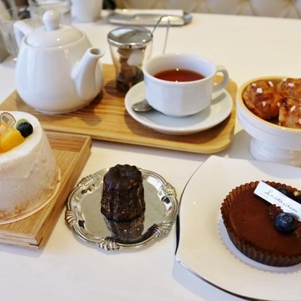 台南市 餐飲 咖啡館 露露麗麗 De Canelé