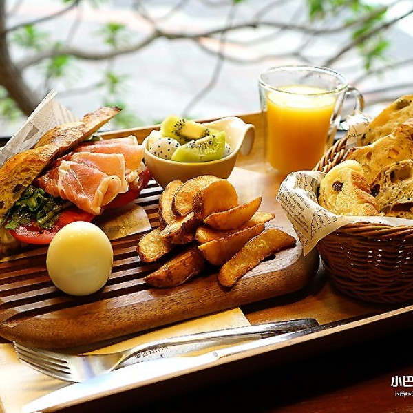 台北市 美食 餐廳 烘焙 麵包坊 小巴黎人 麵包製作所