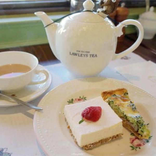 台北市 美食 餐廳 咖啡、茶 歐式茶館 CUTTY SARK 卡提撒克-英國茶館 (國史館店)