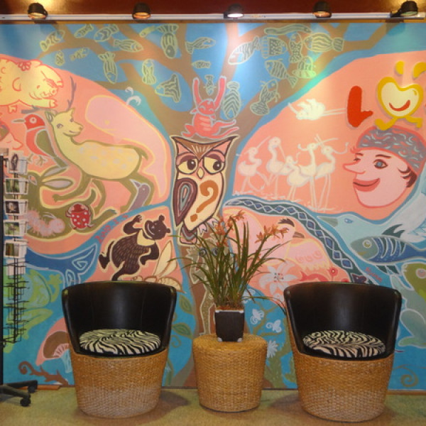 南投縣 美食 餐廳 異國料理 多國料理 Loving生態共和餐房