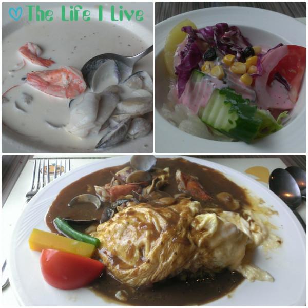 高雄市 美食 餐廳 異國料理 多國料理 南瓜歐風咖哩(中山店)