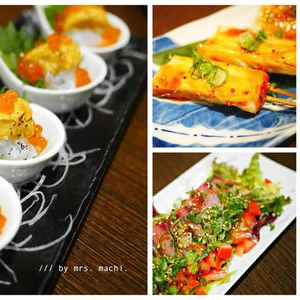 台中市 美食 餐廳 異國料理 日式料理 松陶居食屋創作料理