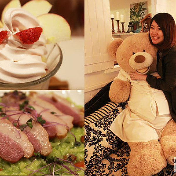 台北市 美食 餐廳 異國料理 天使野餐咖啡洋食館