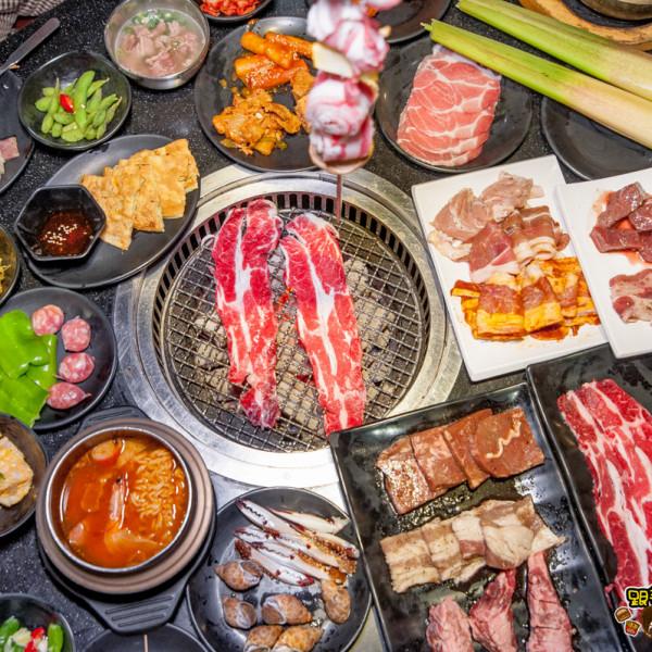 高雄市 美食 餐廳 異國料理 韓式料理 東大門韓式燒烤暢食料理館
