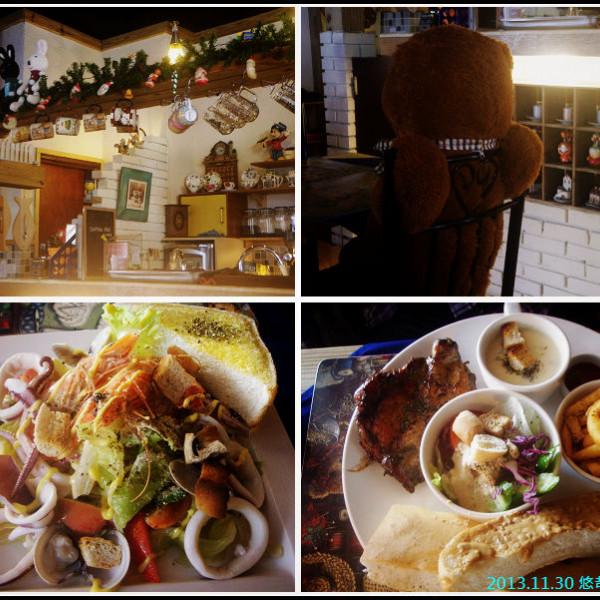 台中市 美食 餐廳 異國料理 義式料理 咖啡魚