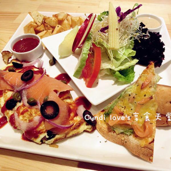 台中市 美食 餐廳 速食 早餐速食店 造角 手作輕食