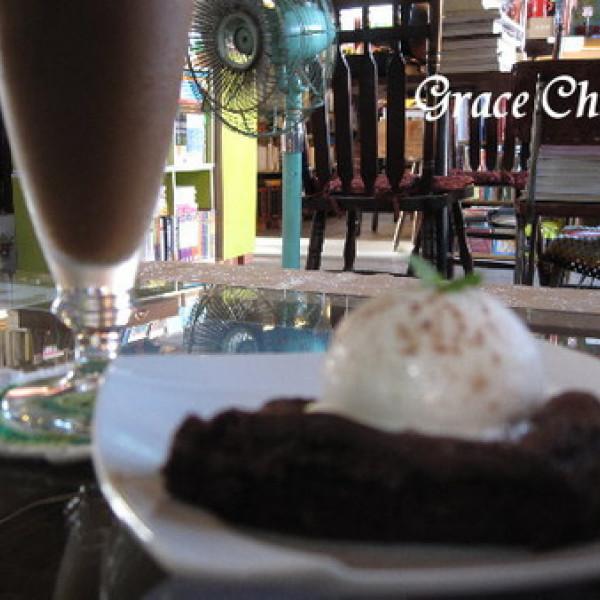 宜蘭縣 美食 餐廳 咖啡、茶 舊書櫃-二手書 咖啡 輕食