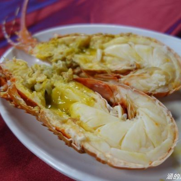 花蓮縣 美食 餐廳 中式料理 熱炒、快炒 055龍蝦海鮮餐廳(鹽寮店)