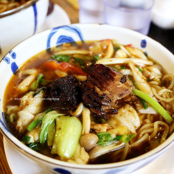 新竹縣 美食 餐廳 異國料理 四川辣麵 (台灣一號店)