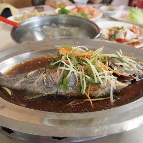 宜蘭縣 美食 餐廳 中式料理 台菜 豆腐岬活海鮮餐廳