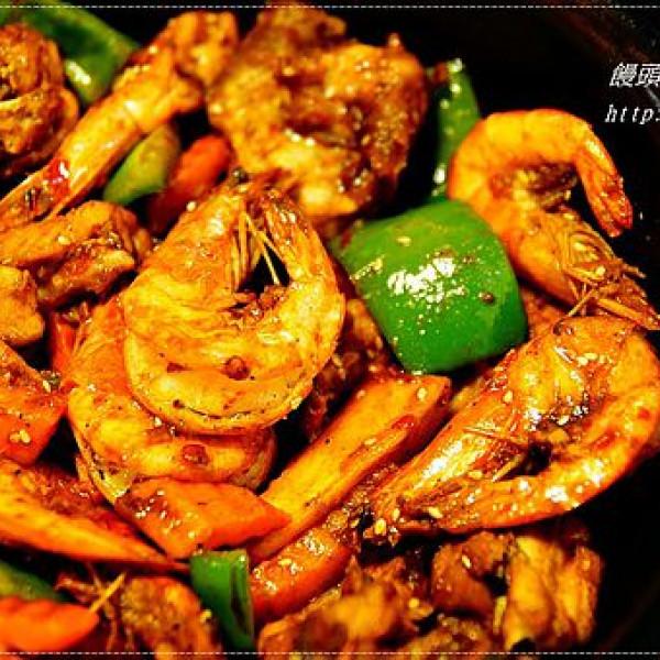 台北市 美食 餐廳 中式料理 川菜 四川紅頂級乾鍋料理