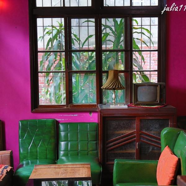 台南市 美食 餐廳 飲酒 Lounge Bar Kinks 25 老房子/ tea house & rock bar