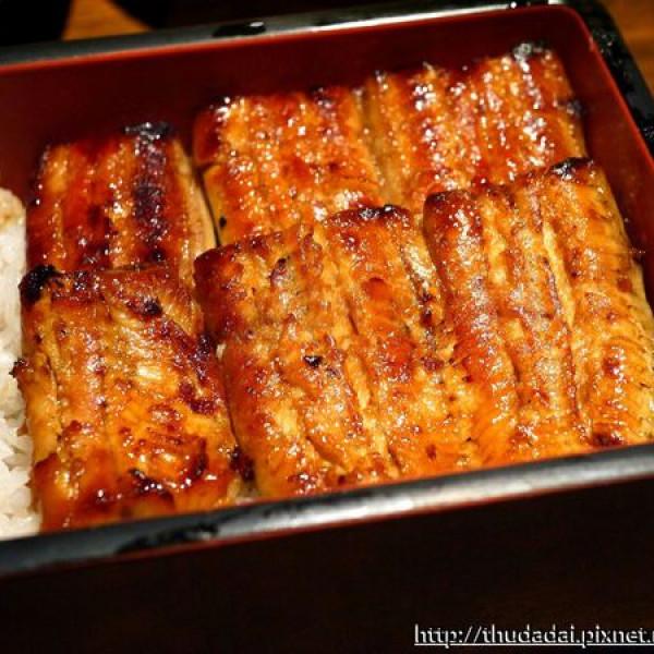 台北市 美食 餐廳 異國料理 日式料理 魚心鰻魚飯專賣店