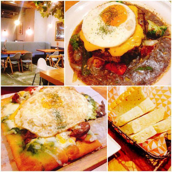 台北市 美食 餐廳 異國料理 美式料理 貳樓餐廳 Second Floor Cafe (西湖店)