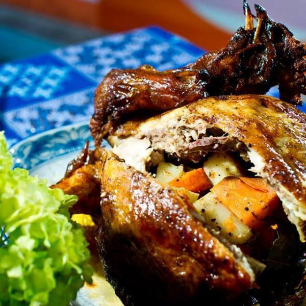 台北市 美食 餐廳 異國料理 艋舺烤雞工坊