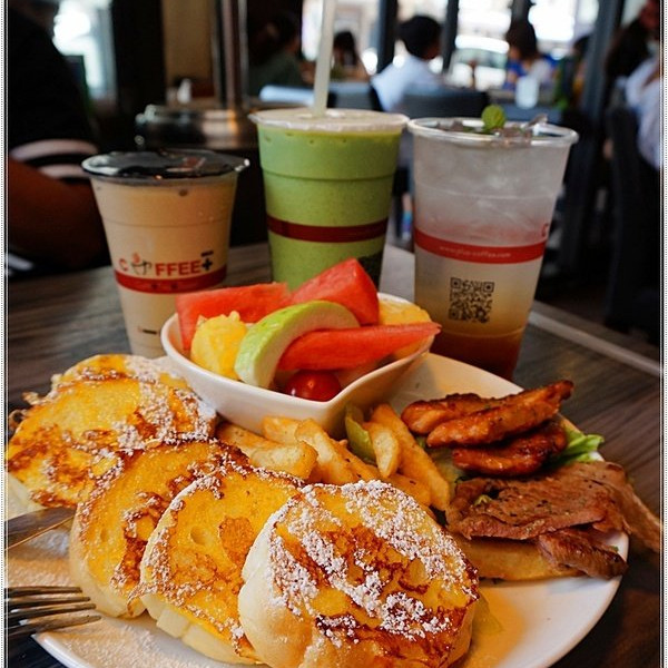 台中市 美食 餐廳 咖啡、茶 COFFEE+ 咖啡家 (向上店)