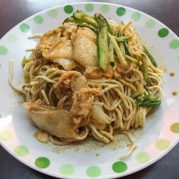 台北市 美食 餐廳 中式料理 麵食點心 導遊涼麵