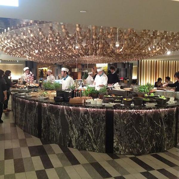 台北市 美食 餐廳 異國料理 多國料理 西華飯店-B ONE自助餐廳
