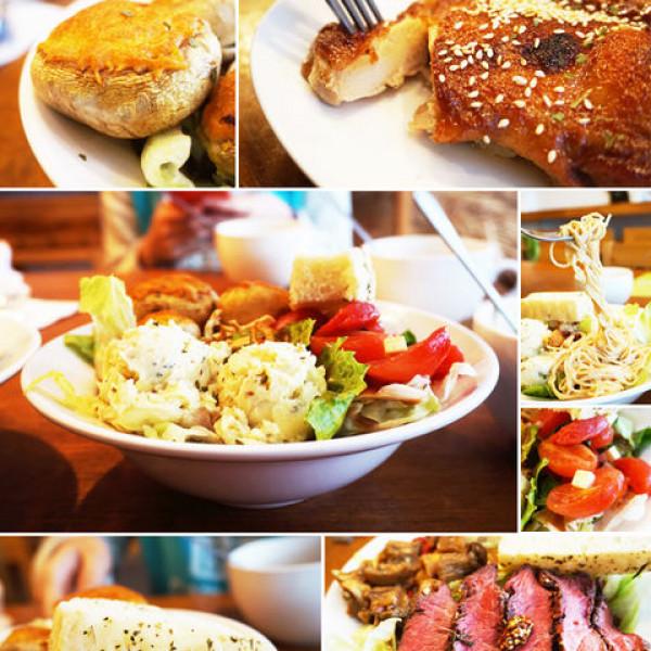 台北市 餐飲 多國料理 多國料理 Nester 吃草沙拉專賣店