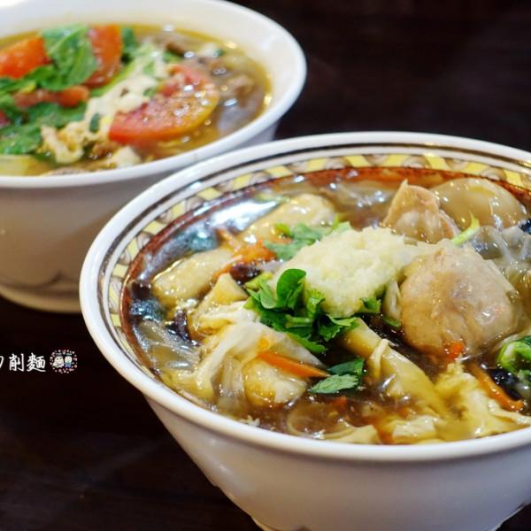 台北市 美食 餐廳 中式料理 合歡刀削麵