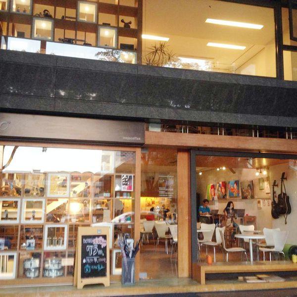 台中市 餐飲 咖啡館 retro