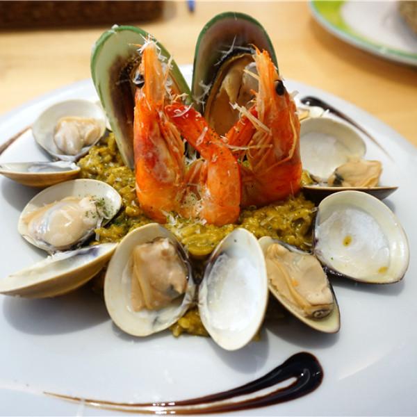 台中市 餐飲 義式料理 莎莎莉朵 Sausalito CAFE