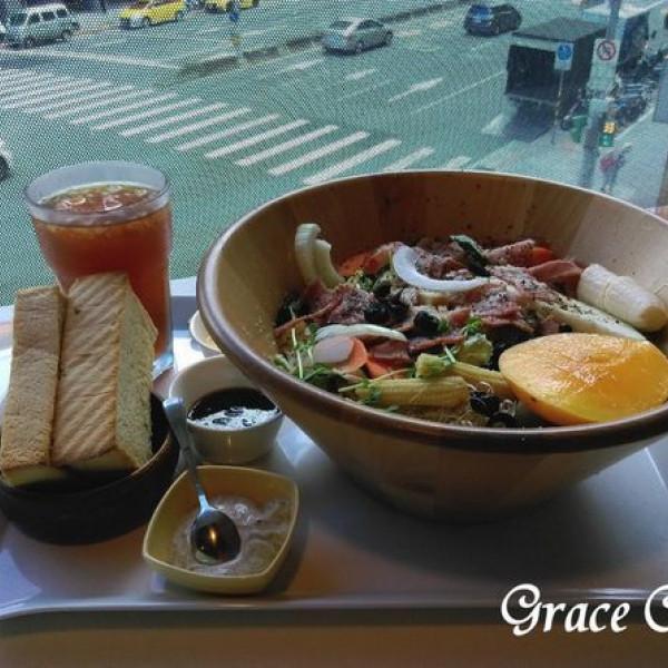 台北市 美食 餐廳 烘焙 Cube Brunch丘比手做早午餐