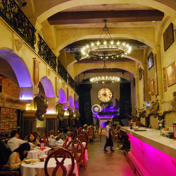 台北市 美食 餐廳 異國料理 多國料理 Deja Vu 音樂魔幻餐廳