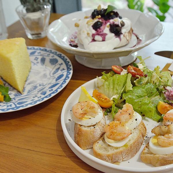 台北市 美食 餐廳 咖啡、茶 咖啡館 CAFÉ SHOWROOM (富錦店)