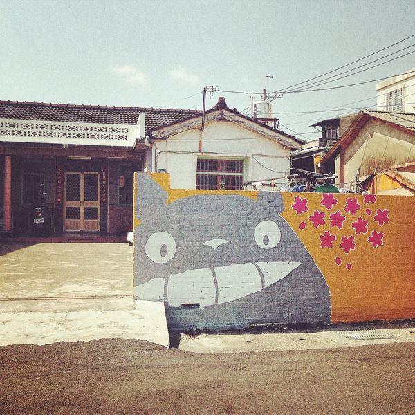 台南市 觀光 觀光景點 胡家里彩繪村