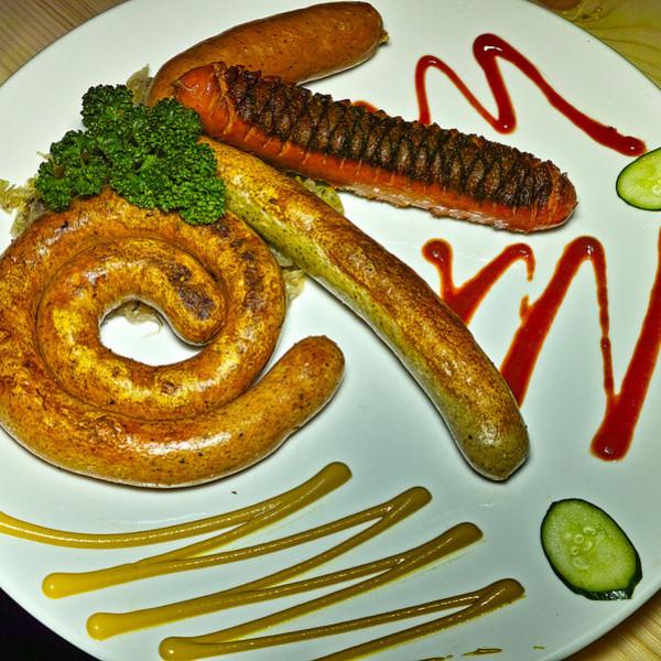 台北市 美食 餐廳 異國料理 德式料理 巴獅子德國餐廳  Der Löwe