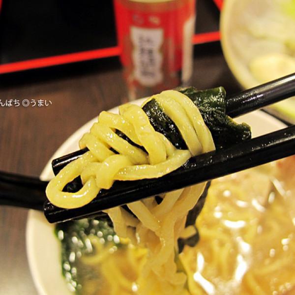 台北市 美食 餐廳 異國料理 日式料理 北海道さんぱち八八八拉麵