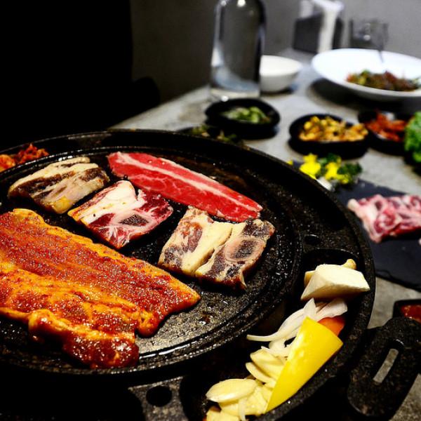 台北市 美食 餐廳 異國料理 韓式料理 Major K主修韓坊