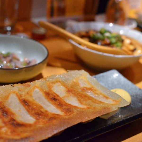 台中市 美食 餐廳 異國料理 日式料理 有喜屋日式煎餃。居酒屋