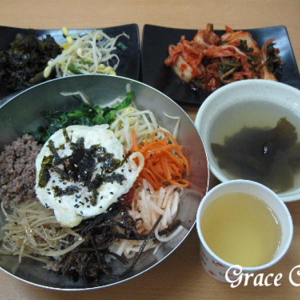 台北市 美食 餐廳 異國料理 韓式料理 韓華屋