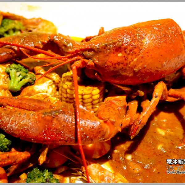 台北市 美食 餐廳 異國料理 美式料理 Chili Crabs 七哩蟹美式手抓香辣蝦蟹