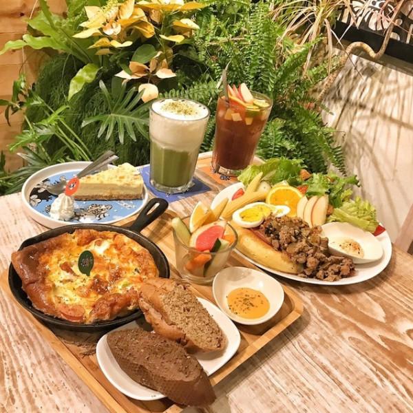 台北市 美食 餐廳 咖啡、茶 咖啡館 貳拾陸巷 Somebody