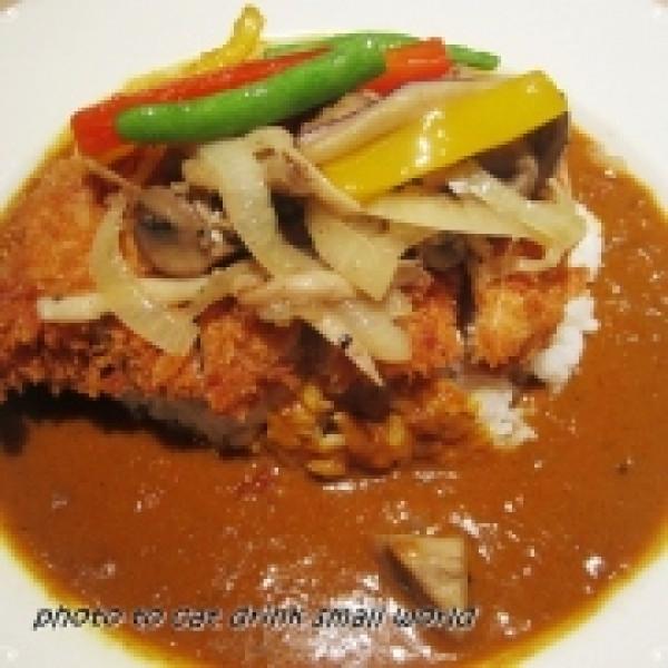 新北市 美食 餐廳 異國料理 日式料理 咖哩匠(環球店)